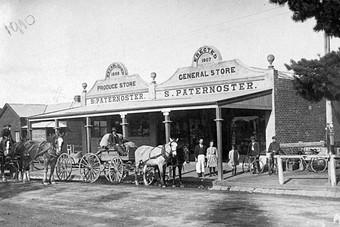 Paternoster's store - Pakenham East