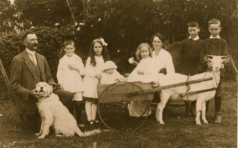 Ahern Family