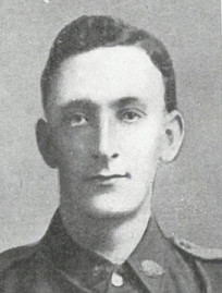 Robert Black - Killed in action 9 August 1918