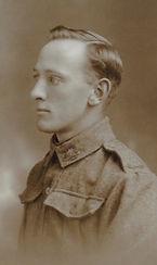 Donald Caldwell Black in Uniform of AIF