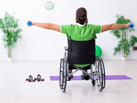 Benefits of Exercise in People with Disabilities