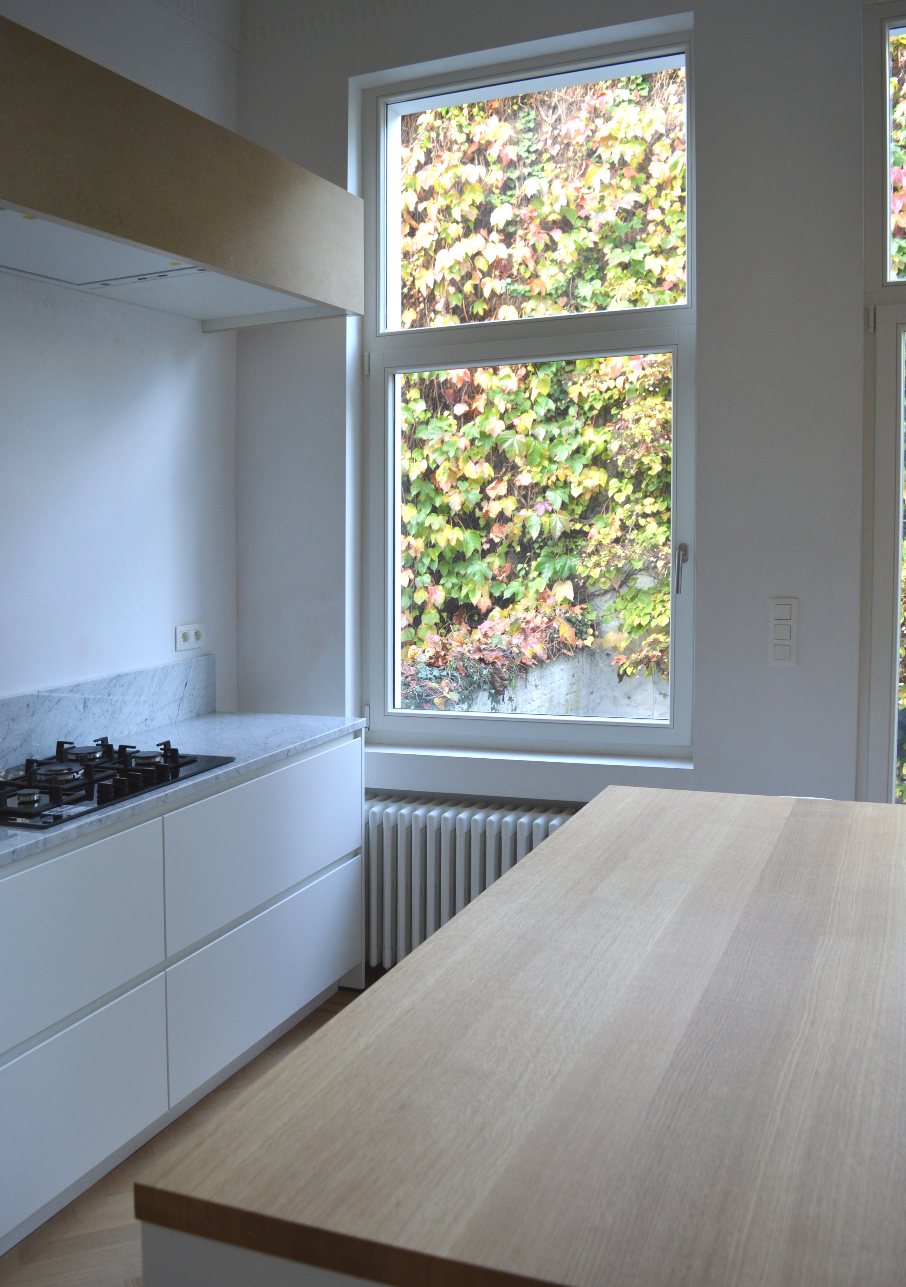 Renovatie Antwerpen