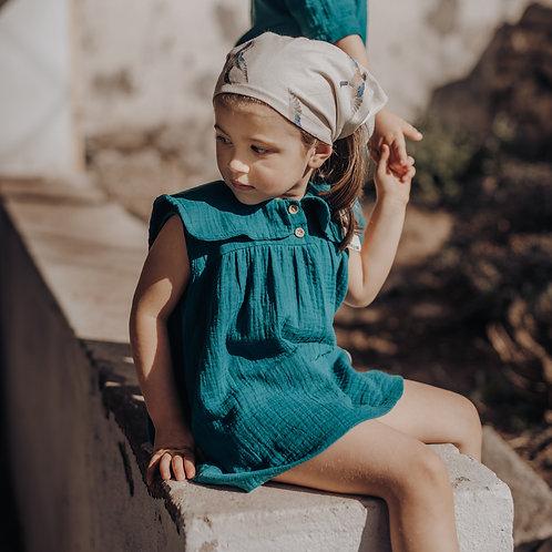 BLUE BREEZE DRESS