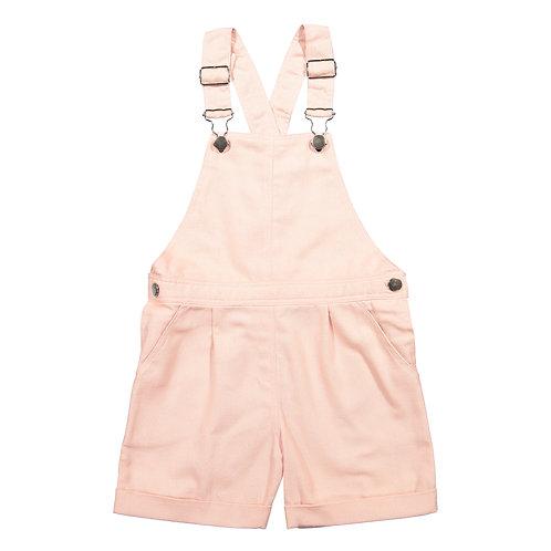 Pink Dungarees shorts