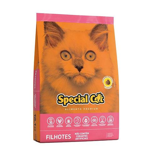 Ração Premium Special Cat para Gatos Filhotes - 10 kg