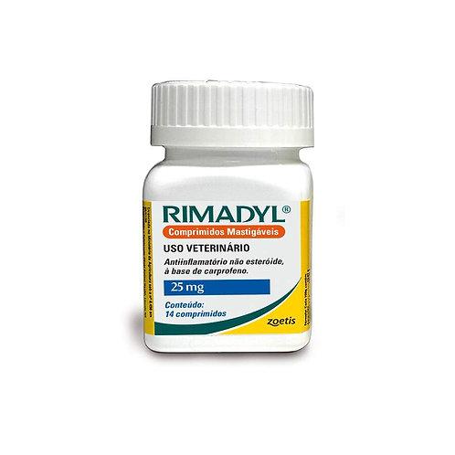 Rimadyl Zoetis 25mg 14 Comprimidos