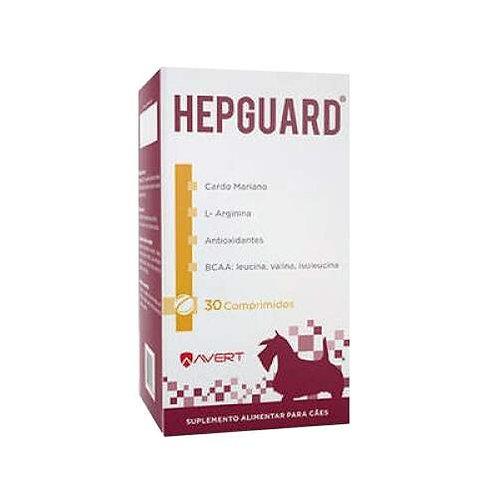 Suplemento Avert Hepguard para Cães - 30 Comprimidos
