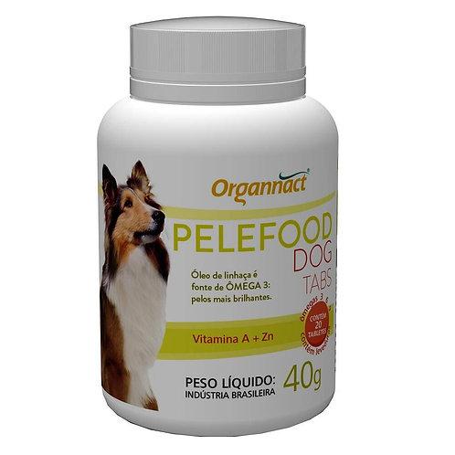 Suplemento Organnact Pelefood Dog para Cães Tabs 40g