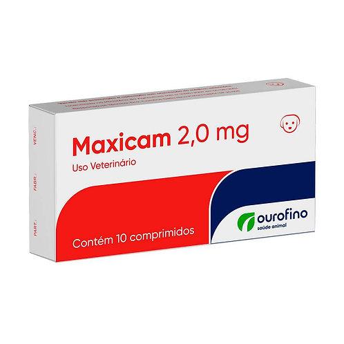 Maxicam Ourofino 2mg