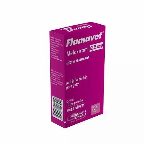 Flamavet Agener União para Gatos 0,2mg