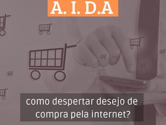 A.I.D.A: Como Despertar o Desejo de Compra pela Internet?