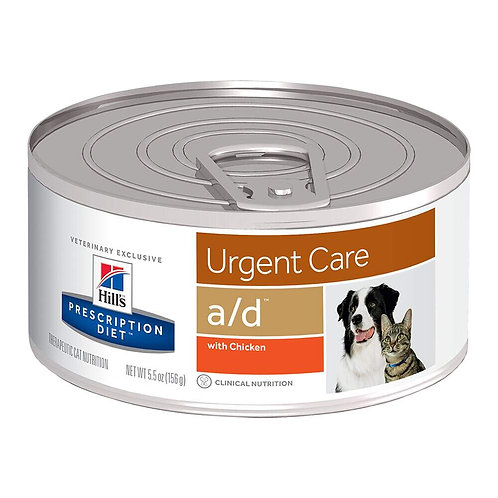 Patê A/D Hills Diet para Cachorro e Gatos - 156g