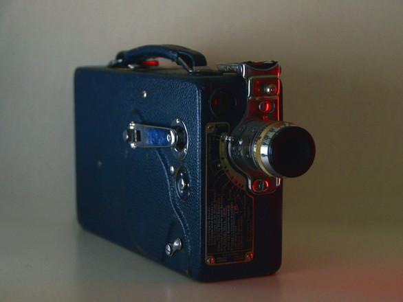 16mm Camera