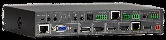 Multi-Format 6x2 Matrix Switcher