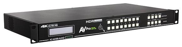 4K60(4:4:4) 8x8 HDMI Matrix Switcher