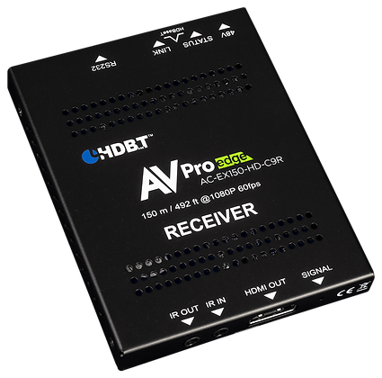 150M HDBaseT Receiver for Cloud 9 Matrix