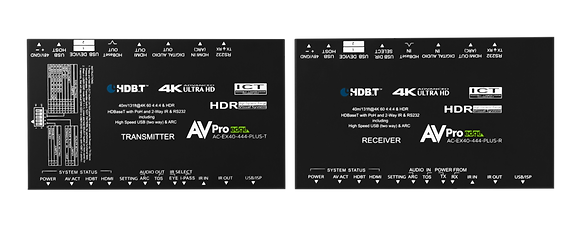 40 Meter HDBaseT Extender with USB Extension