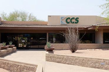 Small Mesa School Disctrict CCS Building