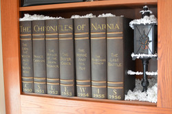 AMClad® Narnia Book Spines