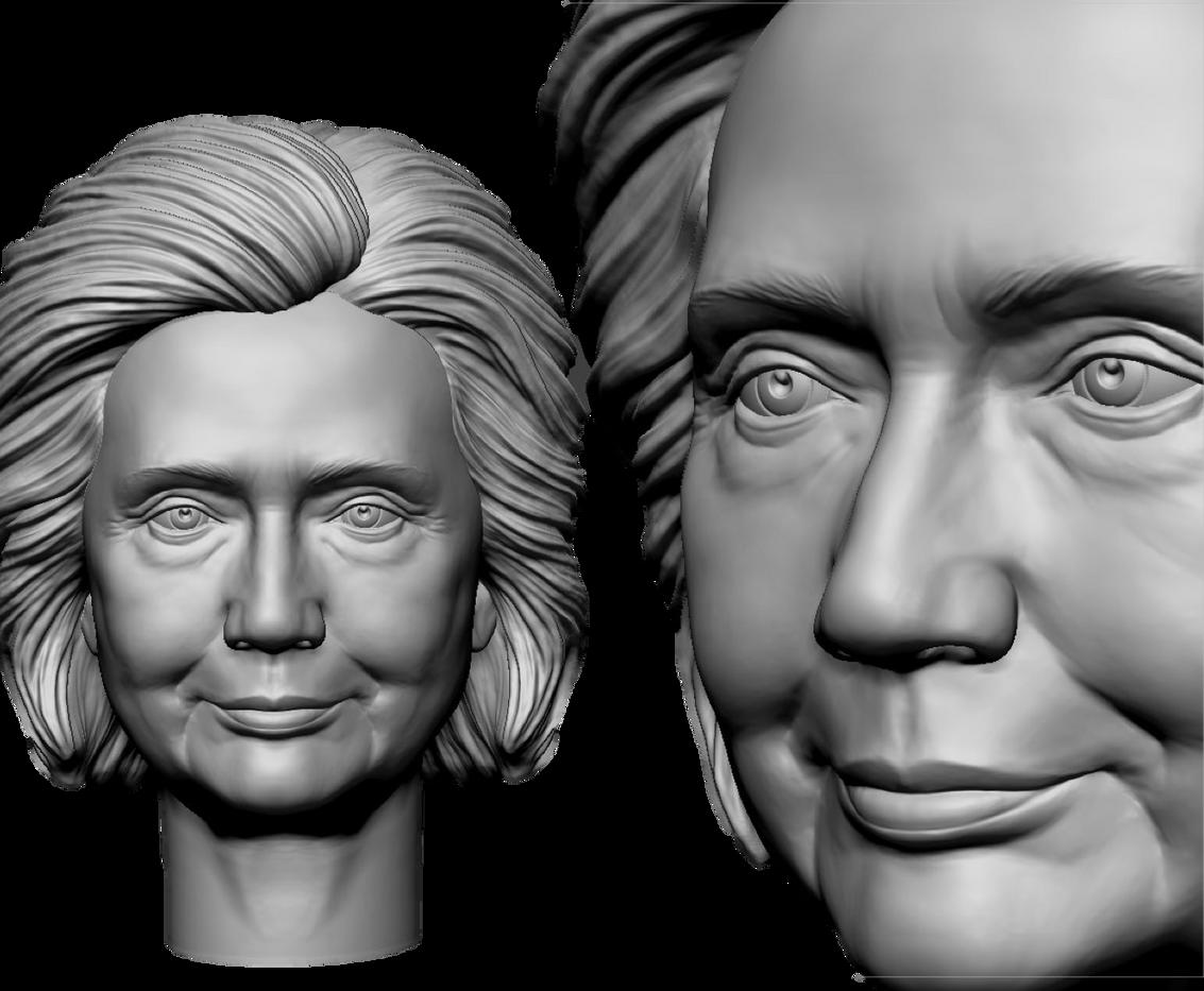 Hillary Clinton CAD Model.png