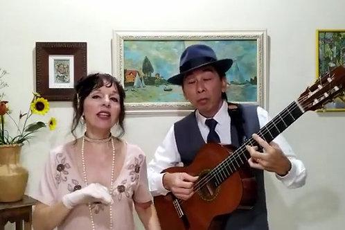 Serenata Jazz Gravação (Formato Vídeo)