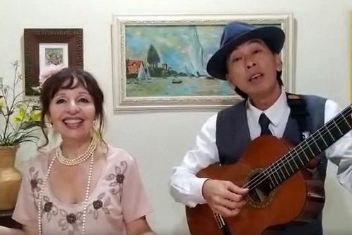Dueto Violão Gravação (Formato Vídeo)