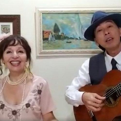 Serenata Bolero Gravação (Formato Vídeo)