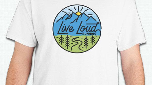 Live Loud Tees
