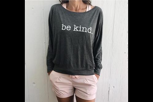 Be Kind off the shoulder top