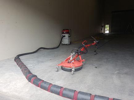 pressure cleaning waste water capture factory floor cleaning brisbane