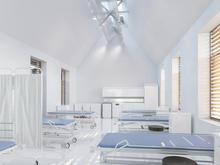 The ward at the new Bethesda