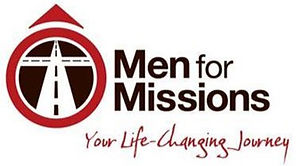 the logo of Men for Missions charity
