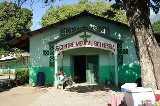 Bethesda Medical Center in Haiti