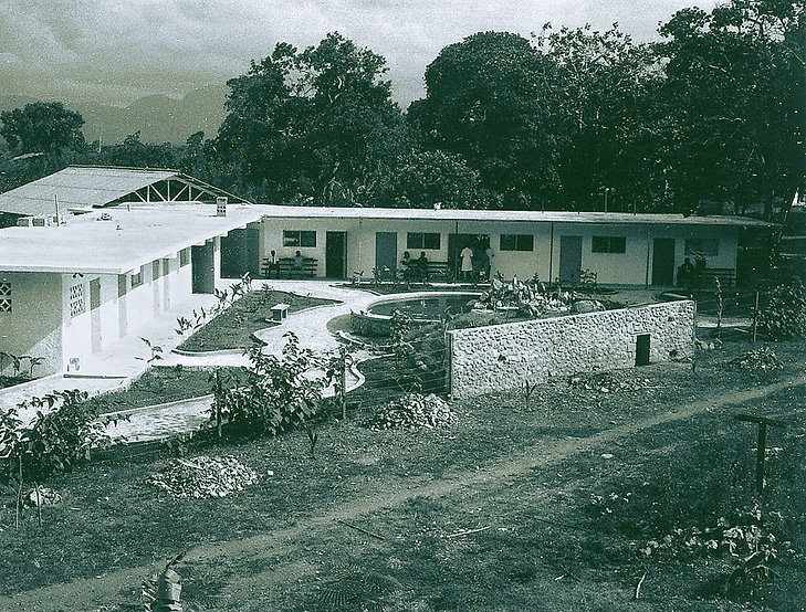 Bethesda Medical Center, Haiti, in the 1970s