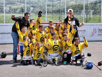 Streethockey Future Day in Wettswil!