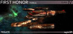 Genari First Honor II