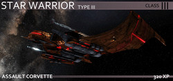Genari Star Warrior III