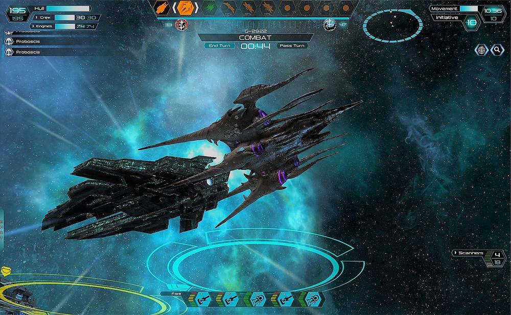 A strange parasite seems to follow the Yamato Battleship