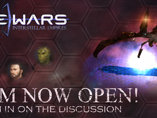 Space Wars Forum is now Live!