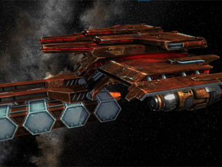 New Ship: The Overlord Class Marine Destroyer!