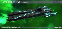 Sol Swordfish IV