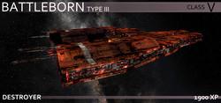 Genari Battleborn III