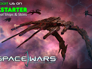 Spacewars is now on Kickstarter!
