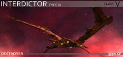 Genari Interdictor III