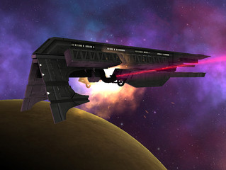 New Ship: The Typhoon Destroyer