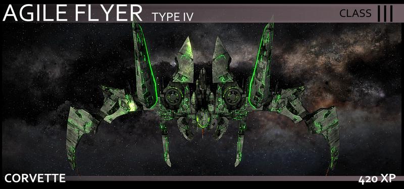 Genari Agile Flyer IV