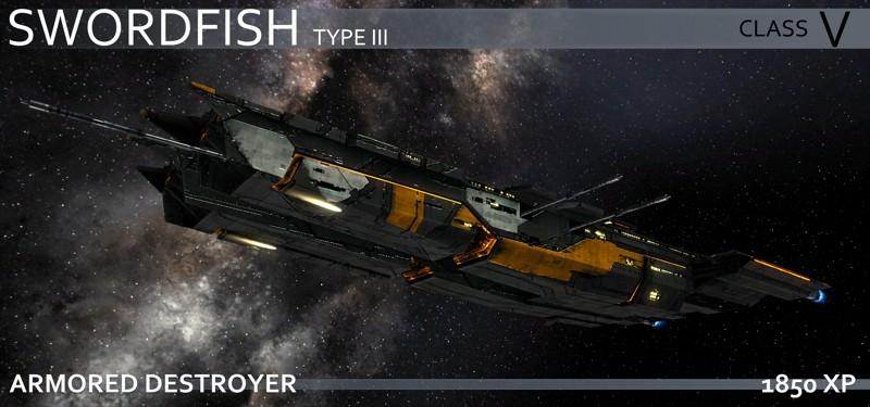 Sol Swordfish III
