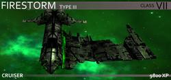 Genari Firestorm III
