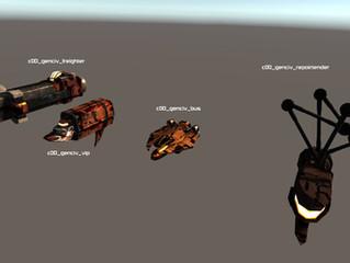 NPC Ships!