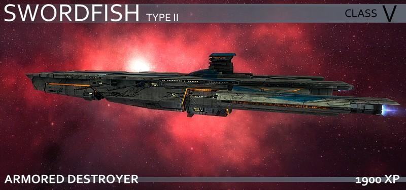 Sol Swordfish II